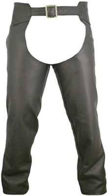 Men's Seamless Custom Leather Chaps