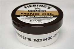Golden Mink Oil 6oz