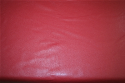 Red Leather (cowhide)