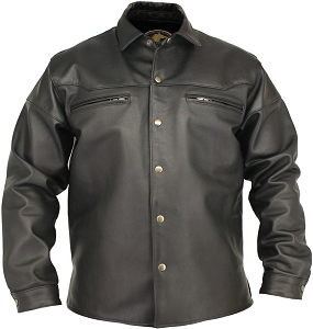 Men's Horsehide Shirt