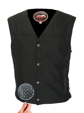 Full Perforated Cordura (Military Grade Fabric) Vest
