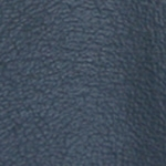 Navy Blue Leather Swatch