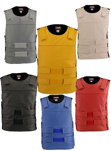 Men's Tactical Style Vest (Custom-Made)