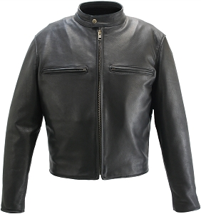 Men's Hillside USA Cafe Racer Jacket (SALE)