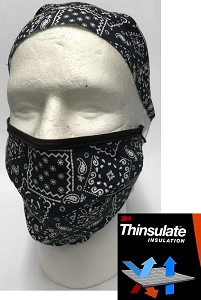 Bandana Ear Loop Face Mask