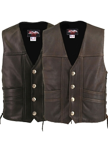 Cruiser Leather Vest