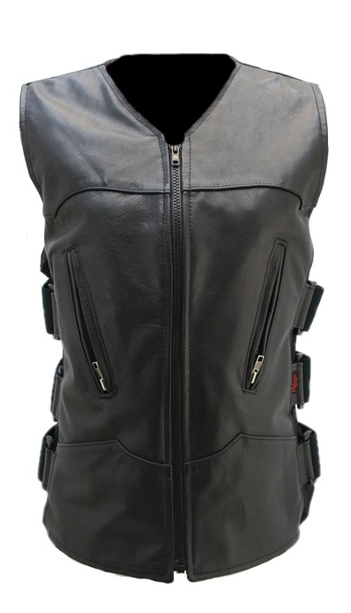 Women's Interceptor Vest All Black