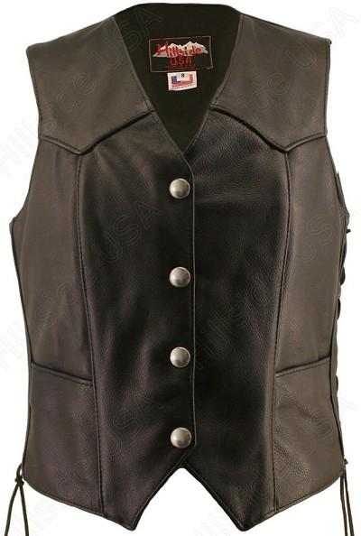 Women's Lace Side Vest