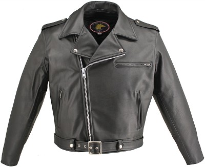 Men's Classic Highwayman Horsehide Jacket (SALE)