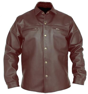 Horsehide Shirt