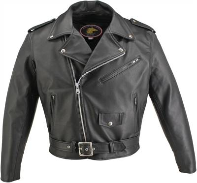 Basic Motorcycle Horsehide